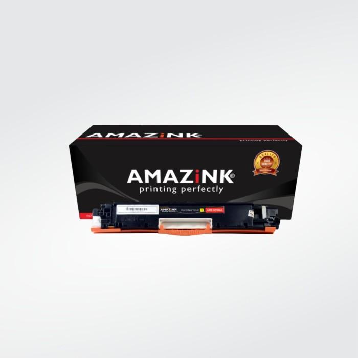harga Cartridge toner hp color laserjet pro mfp m176n/m177fw yellow amazink Tokopedia.com