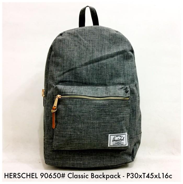 jual tas herschel classic backpack 90650 - 3 - dki jakarta - bag