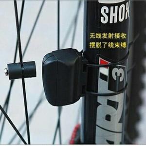 Foto Produk keren Waterproof Wireless Bicycle Speedometer LCD Hitung Kece terbaru< dari toko santy
