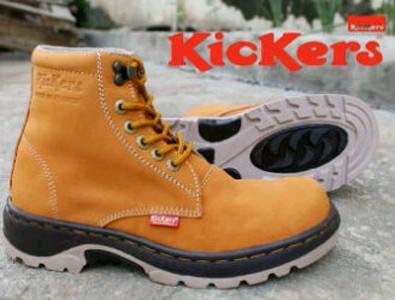 Jual semi boots pria sepatu kickers - Sepatu Pria Branded  0de137009b