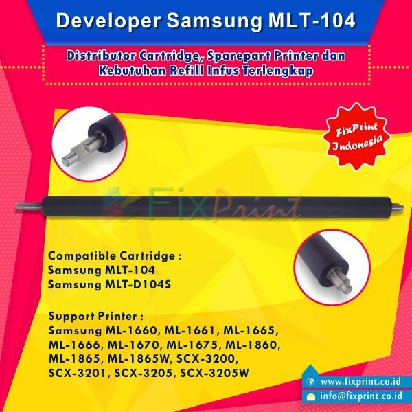 harga Developer cartridge mlt-104 mlt-d104s mlt-d1042s printer samsung Tokopedia.com