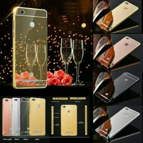 Foto Produk bumper slide mirror xiaomi redmi 3 pro dari fathir_olshop