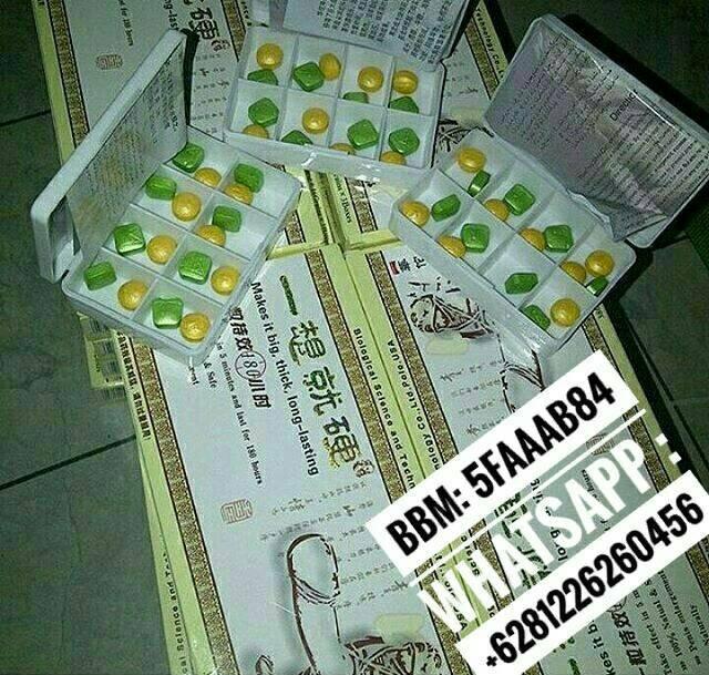 jual klg herbal pills obat pembesar alat kelamin pria terbaik