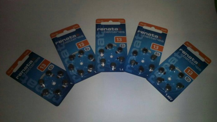 Mercury Free Hearing Source · Jual Powerone Hearing Aid Battery P675 Baterai Alat . Source ·