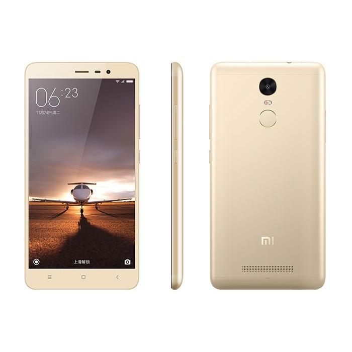 harga Xiaomi redmi note 3 pro 2gb/16gb - gold - quallcom processor Tokopedia.com