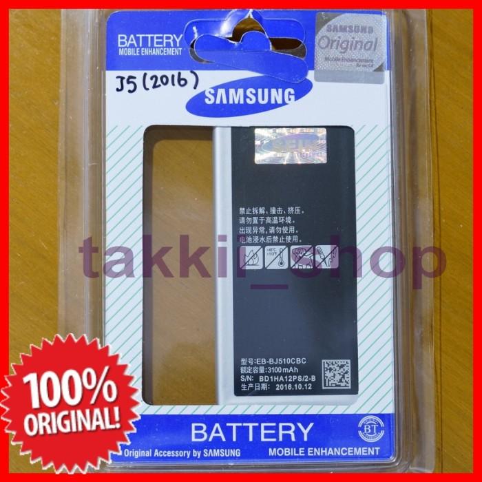 harga Baterai samsung galaxy j5 2016 / j510 eb-bj510cb ori 100% Tokopedia.com