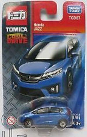 harga Tomica honda jazz - biru td007 (cool drive - takara tomy) Tokopedia.com