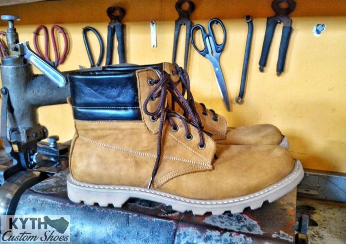 harga Sepatu kulit pria | boots custom Tokopedia.com