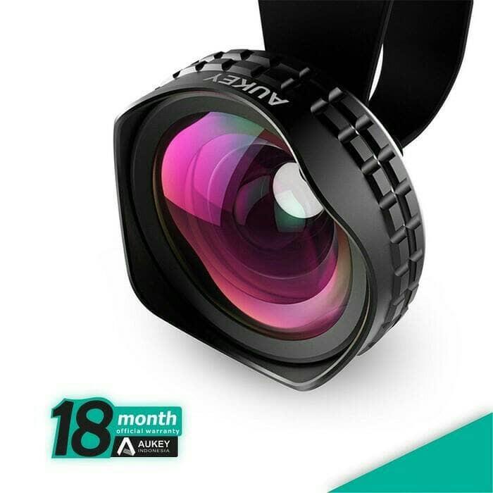 harga Aukey Pl-wd01 Optic Pro Wide Angles Lens Untuk Apple & Android Tokopedia.com