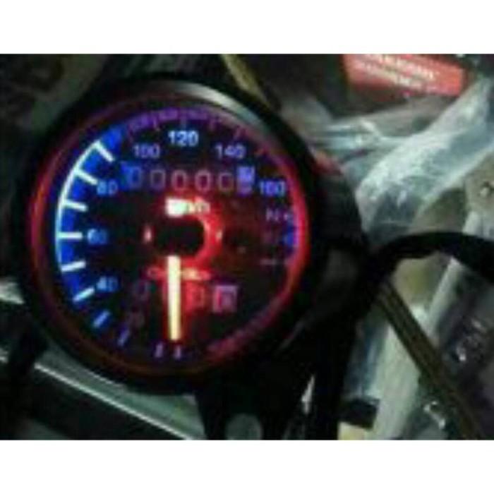 harga Speedometer motor gorilla led custom classic caferacer japstyle Tokopedia.com