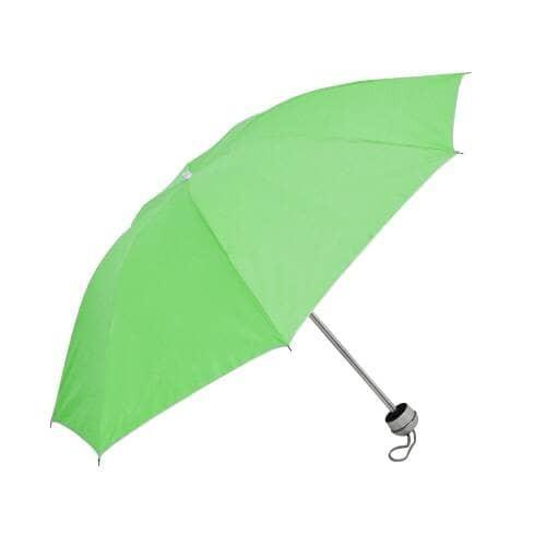 Ideal payung lipat polos (hijau) 8jpl301 d-r original