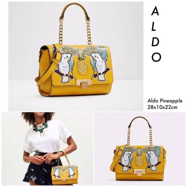 ... harga Tas branded murah tas import aldo pineapple Tokopedia.com 4732c97bda