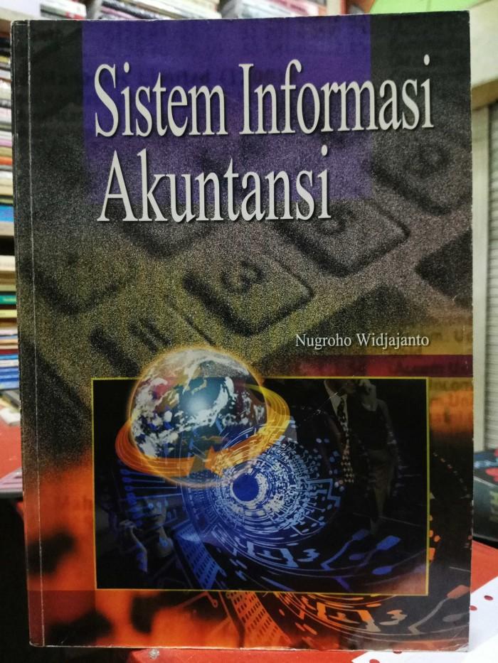 Ebook Sistem Informasi Akuntansi
