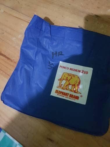 harga Jas hujan ponco elephant brand Tokopedia.com