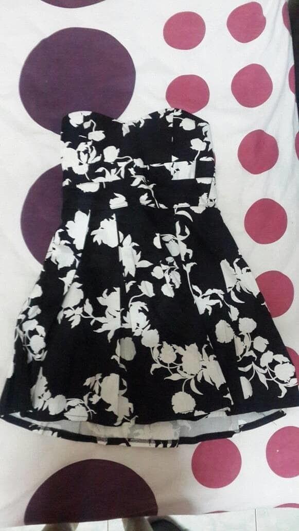 Katalog Black And White Dress Travelbon.com