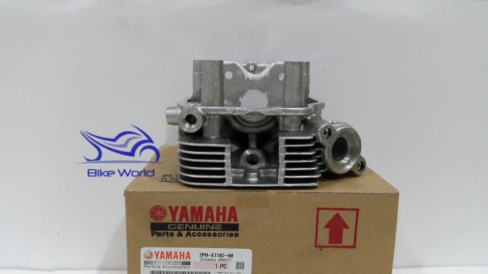 harga Blok head mio m3, new soul gt 2ph-e1102-00 yamaha genuine parts Tokopedia.com
