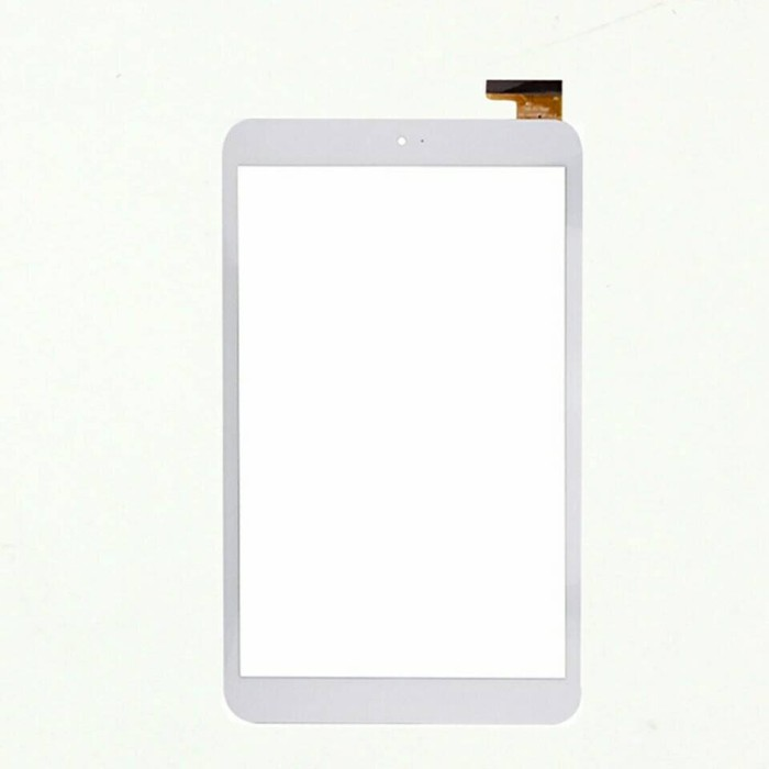 For FPC-FC80J107-03 FPC-FC80J107-02 Touch Screen Digitizer Tablet Replacement