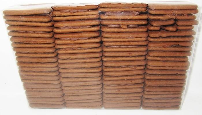 Biskuit coklat merk khong guan enakk