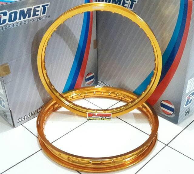 harga Pelek velg rim comet 1.40/1.60x17 Tokopedia.com