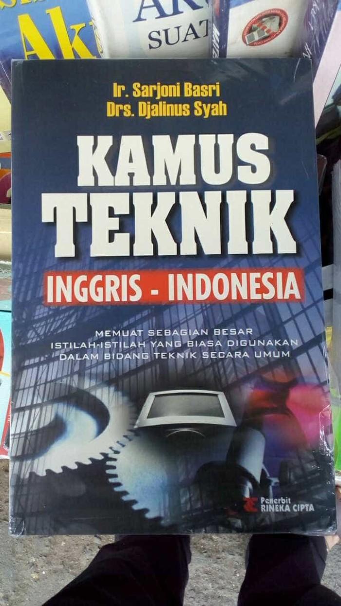 harga Kamus tehnik inggris -indonesia Tokopedia.com