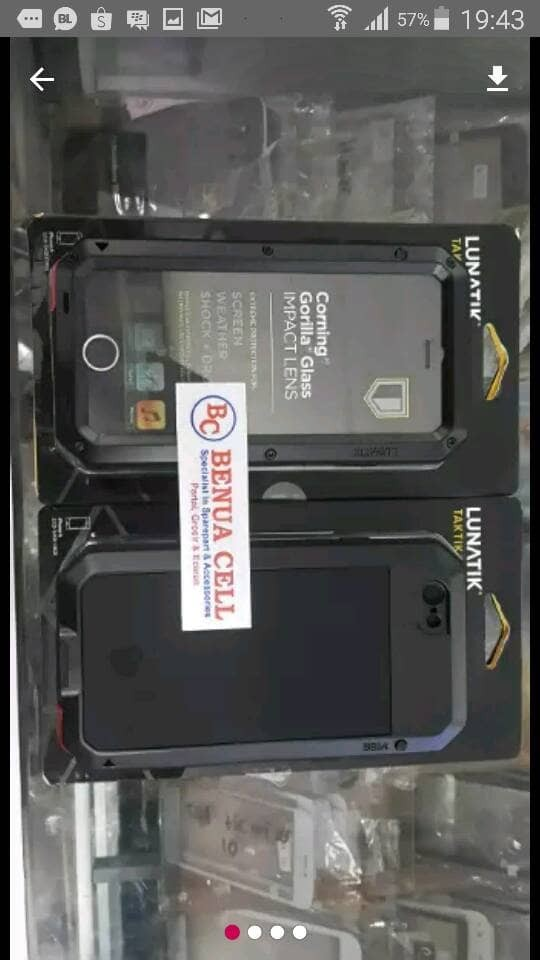 harga Lunatik Extreme Full Black For Iphone 6 6s 6g Tokopedia.com