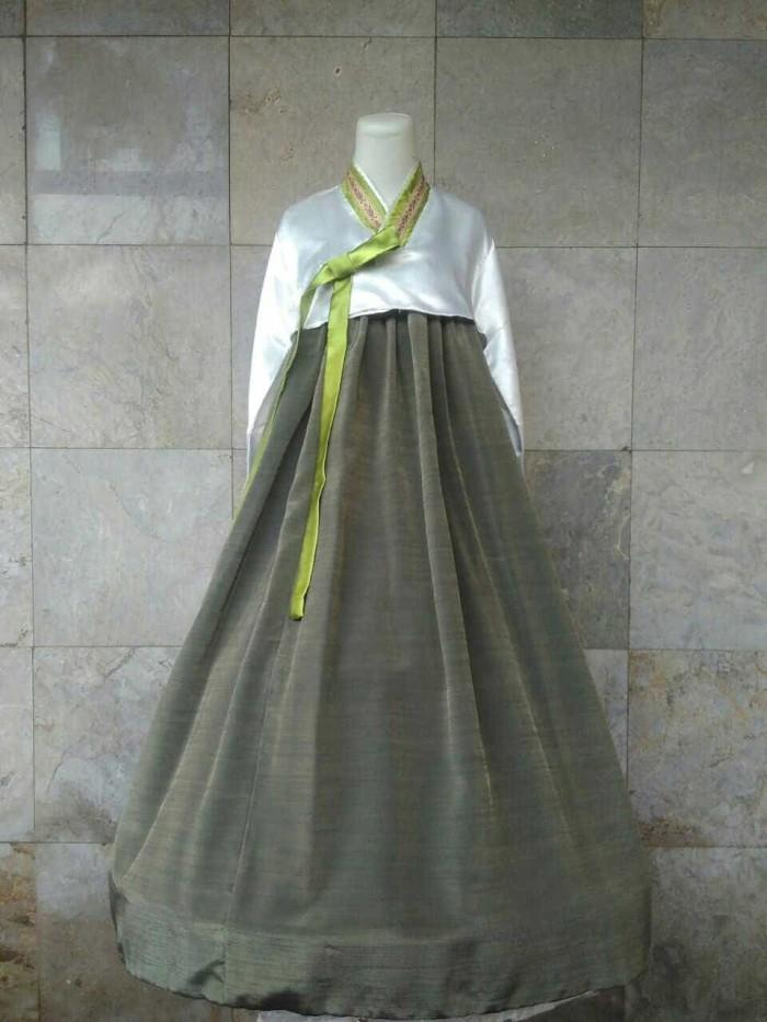 harga Hanbok baju adat / tradisional korea hambok hanbook handbok hanbokh Tokopedia.com