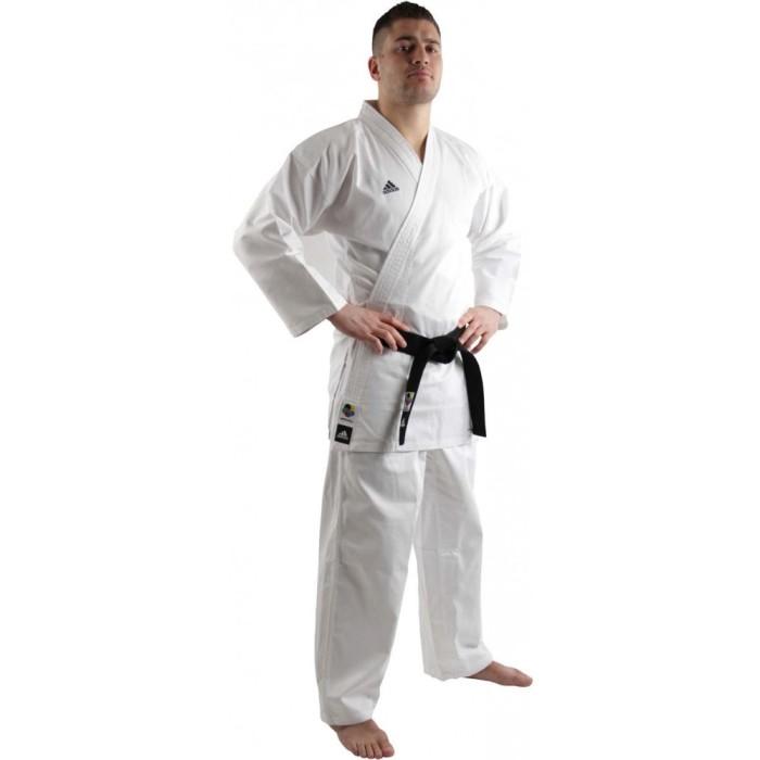 Foto Produk Baju Seragam Pakaian Karate Gi Adidas Club Bukan Arawaza Shureido dari DIlpa Sport
