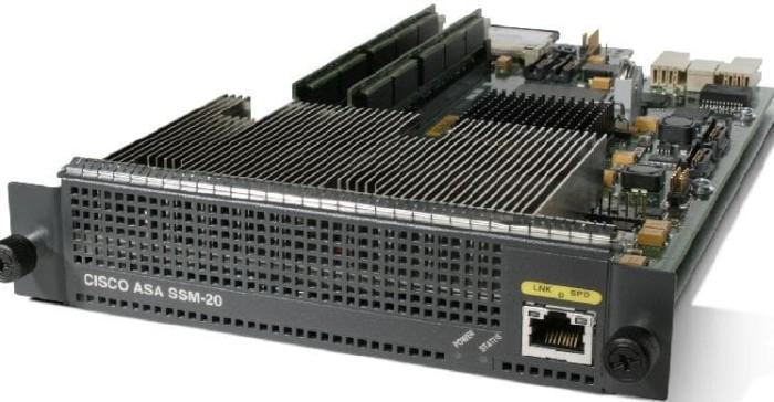 CISCO ASA5510 Front Panel
