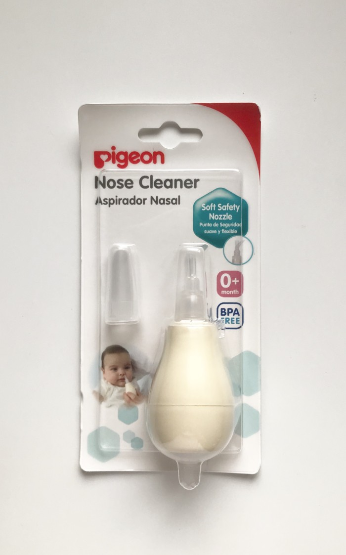 Foto Produk Pigeon Nose Cleaner with Blister / Penyedot Ingus Bayi dari Grace Personal Products