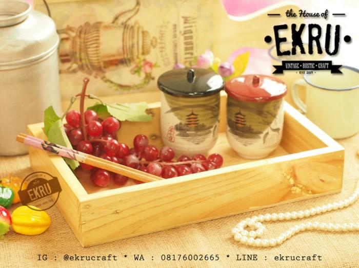 harga Nampan baki sangjit/seserahan/hantaran kayu / wooden tray polos small Tokopedia.com