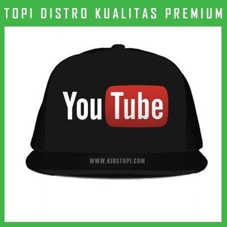 Topi Trucker Youtube Keren Murah - Daftar Harga Terlengkap Indonesia d85cd9c07b
