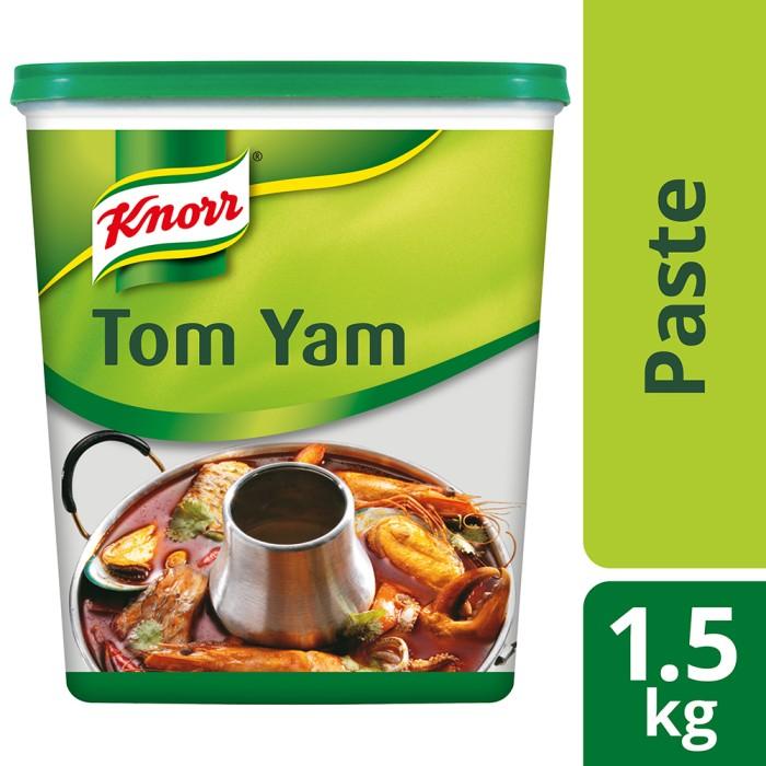 Foto Produk Knorr Bumbu Siap Pakai untuk Tom Yam 1.5kg dari Unilever Food Solution