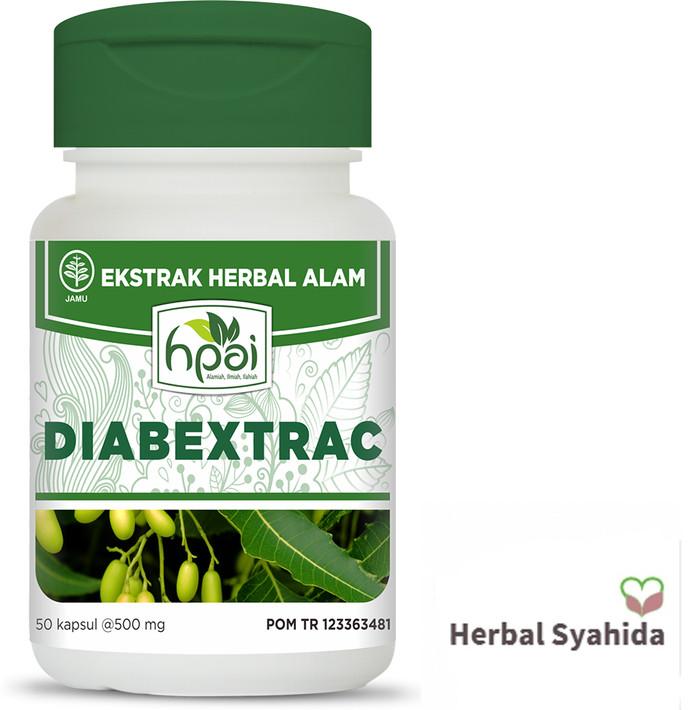 HPAI Diabextrac Obat Diabetes