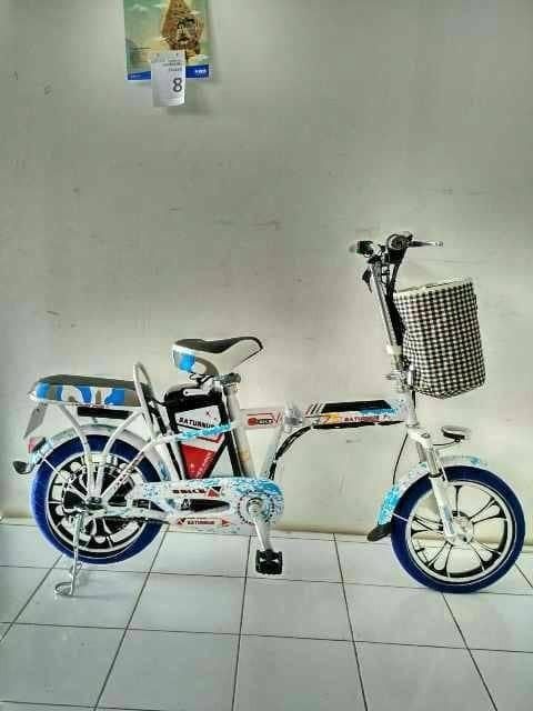 Katalog Sepeda Lipat Hargano.com