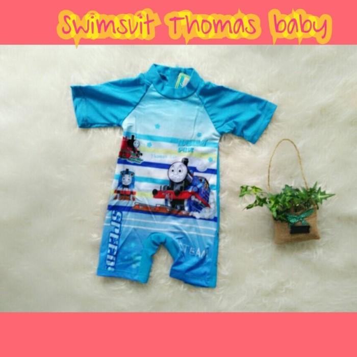 harga Swimsuit baby thomas/baju renang baby Tokopedia.com