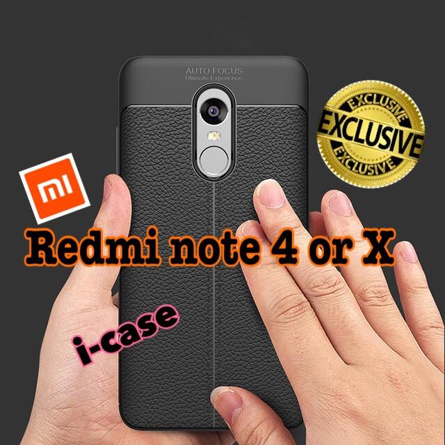 Foto Produk new case xiaomi redmi note 4 - redmi note 4x dari i-case