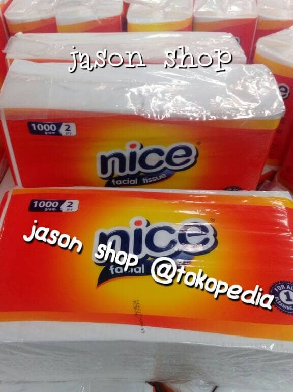 Tissue Nice 1000 Gram 2 Ply