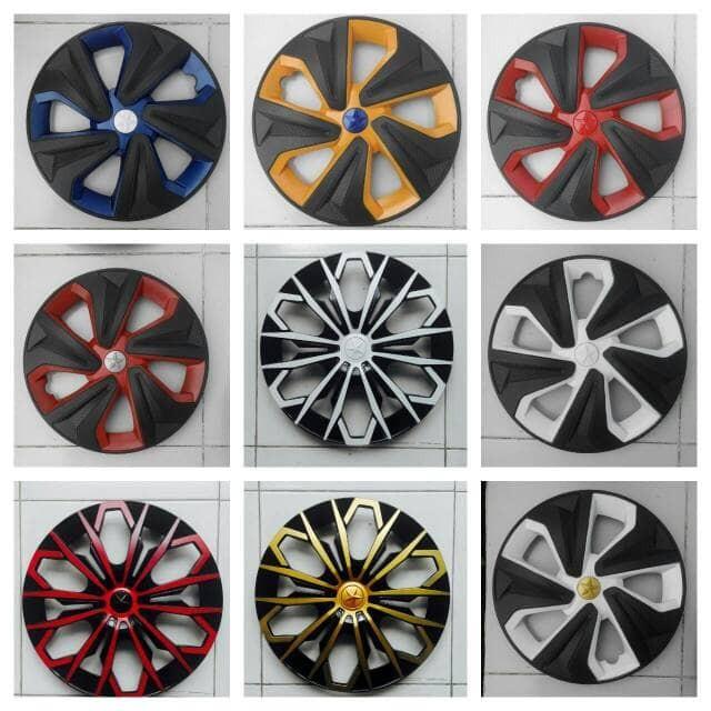 harga Dop velg mobil ukuran 13 & 14 inch agya / ayla Tokopedia.com