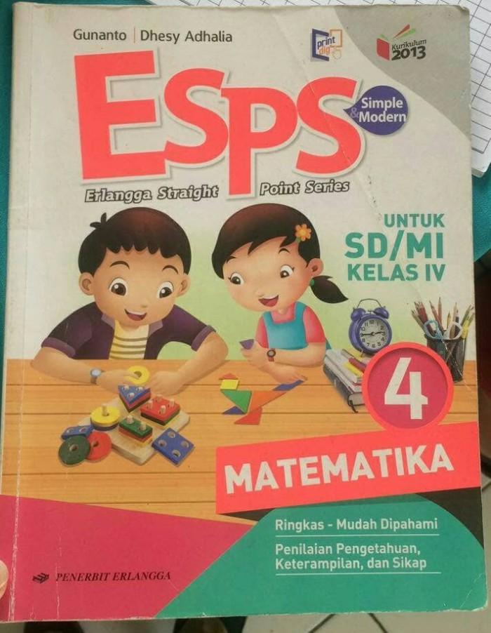 Buku Matematika Esps Kelas 5 Ilmusosial Id