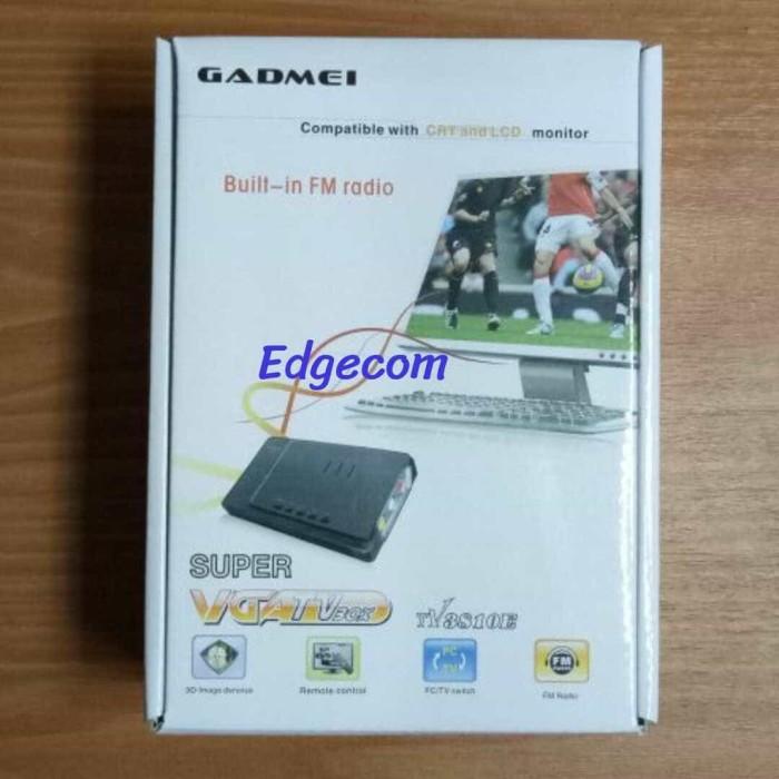 harga Tv tunner for crt and lcd monitor tv3810e gadmei Tokopedia.com