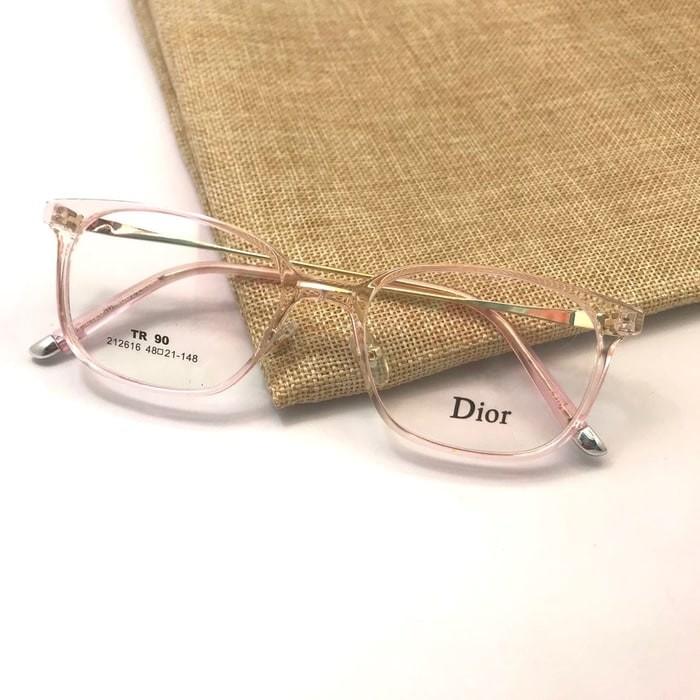 Jual Baru Frame Kacamata Wanita Dior 2686. Keren. Stock Terbatas ... 626f3a332d