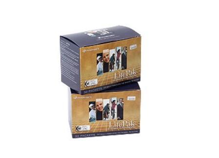 harga Lifepak 2box 60 sachet original ready selalu Tokopedia.com