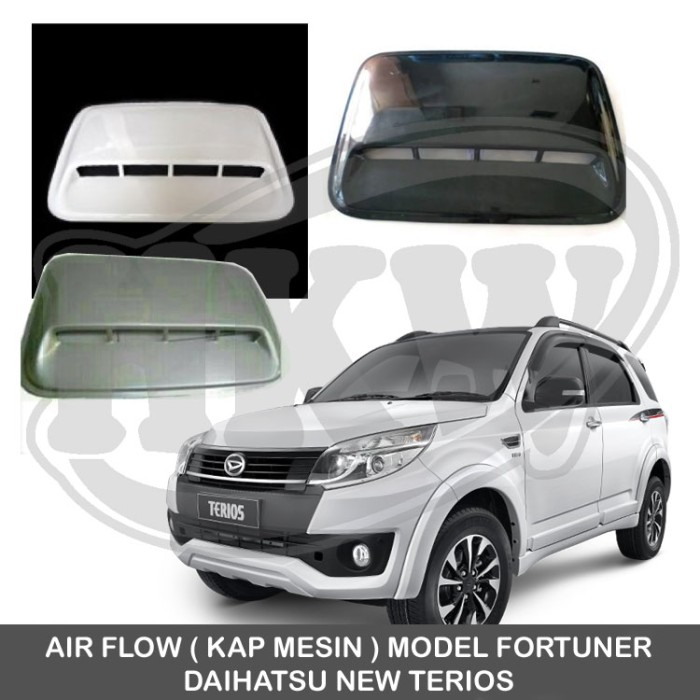 harga Air flow kap mesin daihatsu new terios Tokopedia.com