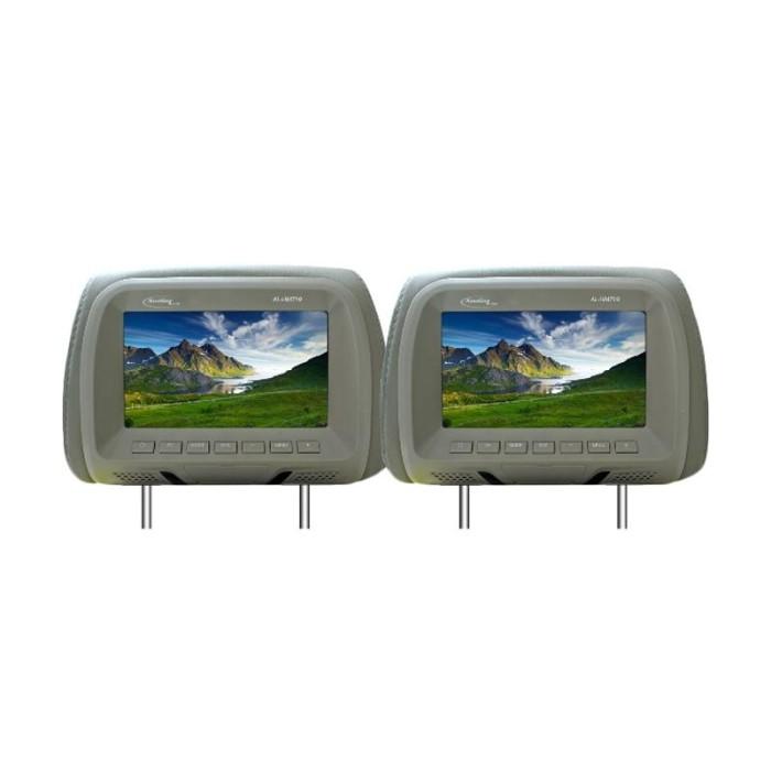 harga Audiolink al-hm719 headrest monitor - mocca [7 inch] Tokopedia.com