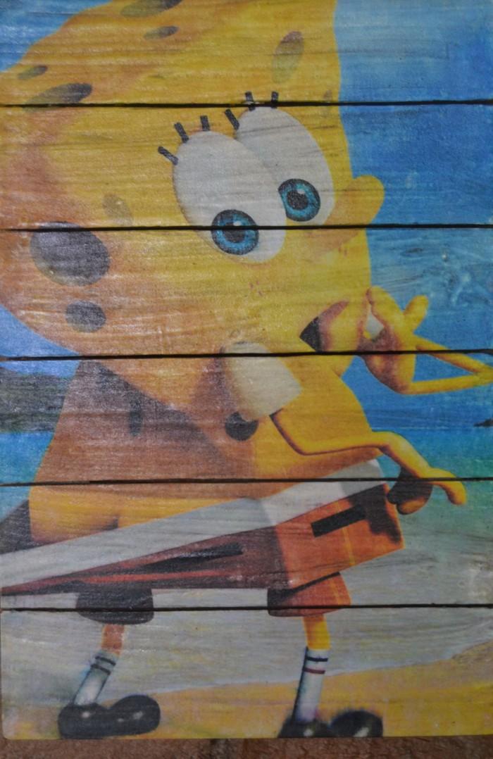 41 Gambar Sketsa Rumah Spongebob Terbaik