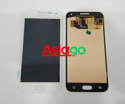 Jual Lcd Samsung Galaxy E5 E500 Aa Hitam Asiago Tokopedia