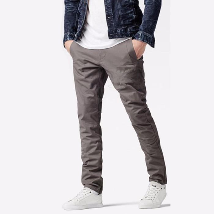 Jual Celana Jeans Bobok Dc Hitam Pekat Abu Abu Muda S Cbsonline Tokopedia