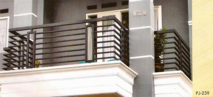 Jual Pagar Balkon Minimalis Terbaru Kota Tangerang Selatan