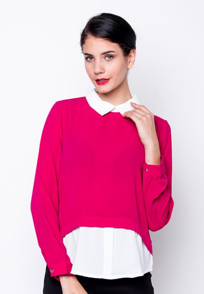 Dress Atasan Top Casual Wanita - BCLUB 002