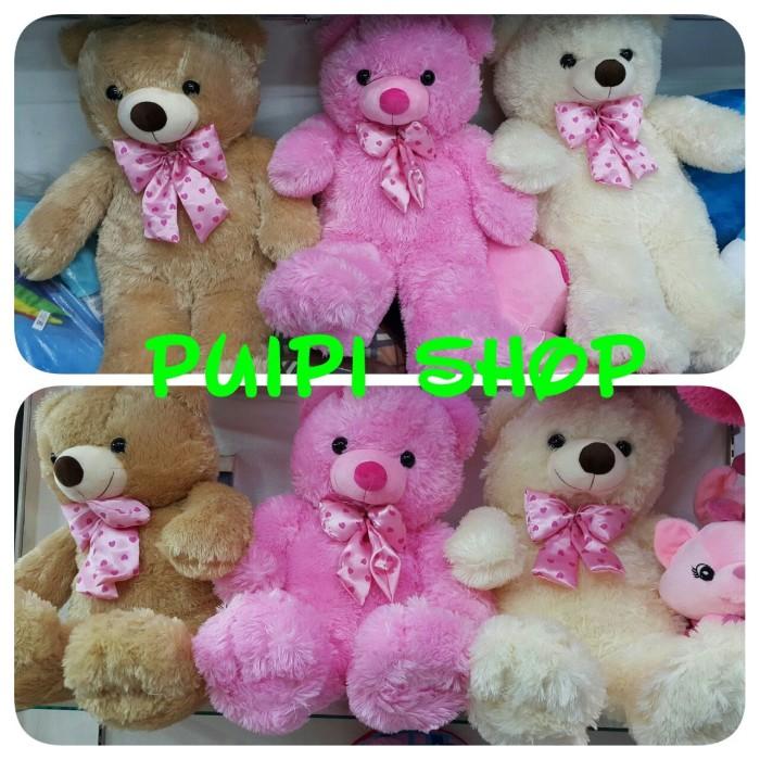 Jual Boneka Cantik Lucu Imut teddy bear besar - Boneka Q  36a0011a66